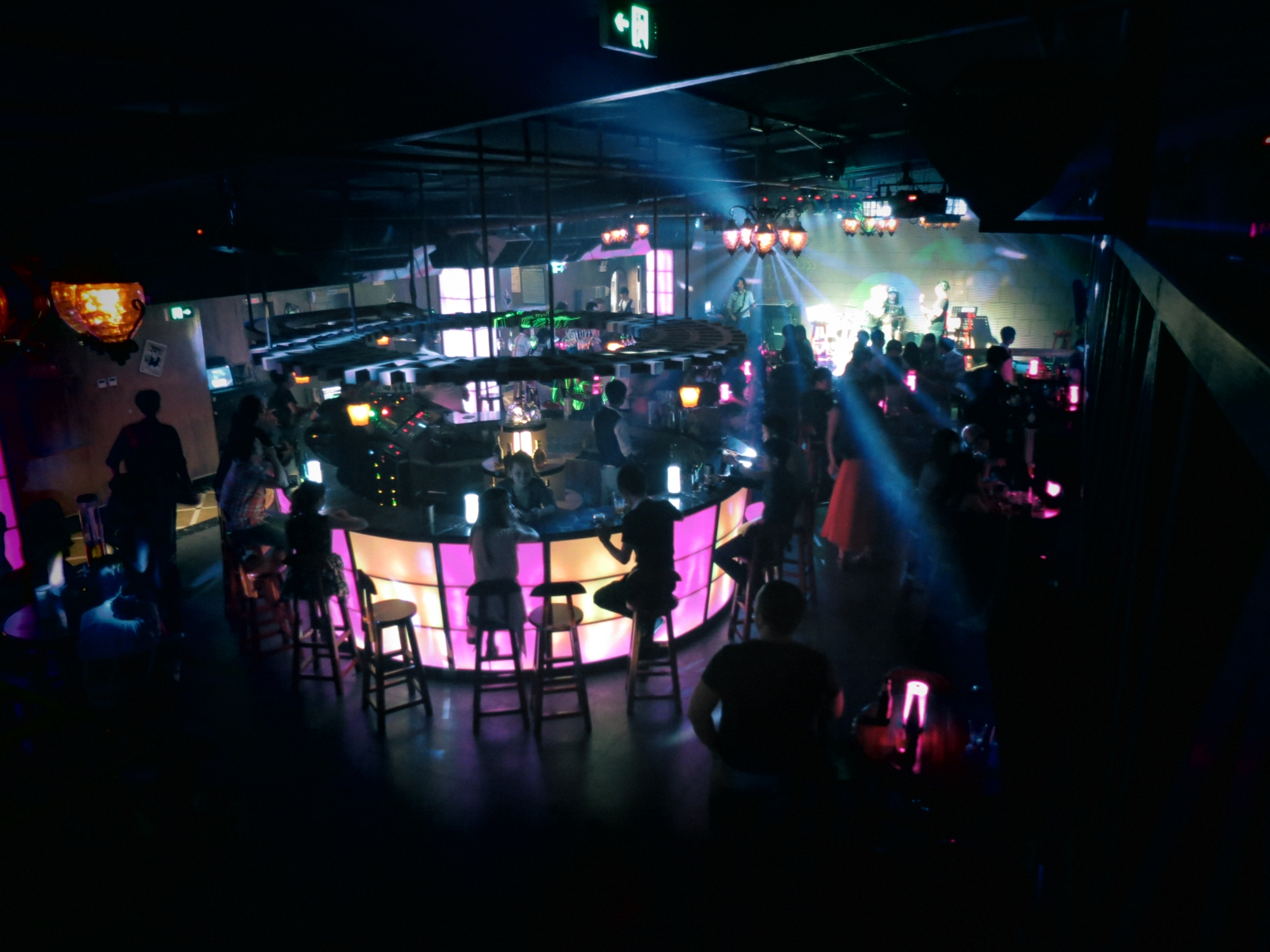 Ночные клубы для трезвого клуб предпринимателей москва отзывы